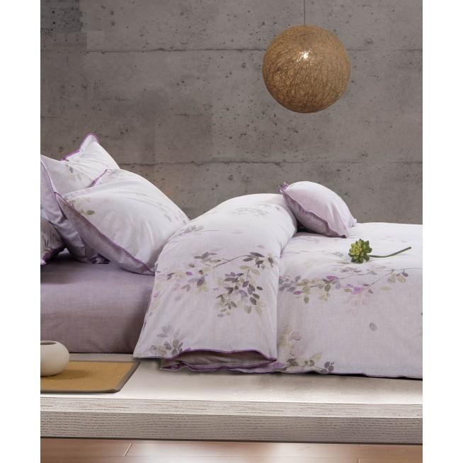 Купить постельное белье льняное TL6-03 евро Tango