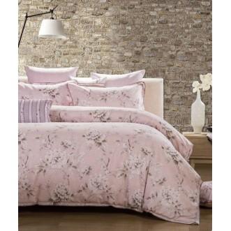 Купить постельное белье льняное TL6-04 евро Tango
