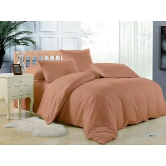 Постельное белье Однотонное 2 спальное MO-41 Valtery