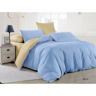 Постельное белье Однотонное 2 спальное MO-43 Valtery