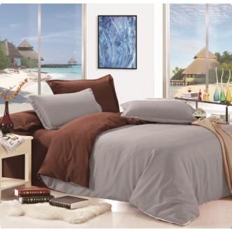 Постельное белье Однотонное 2 спальное MO-44 Valtery