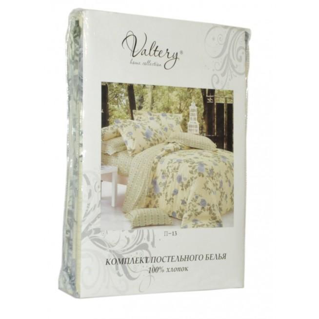 Купить постельное белье Поплин семейное П-10 Valtery