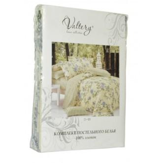 Купить постельное белье Поплин семейное П-32 Valtery