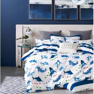 Купить постельное белье твил TPIG4-747 1/5 спальное Tango