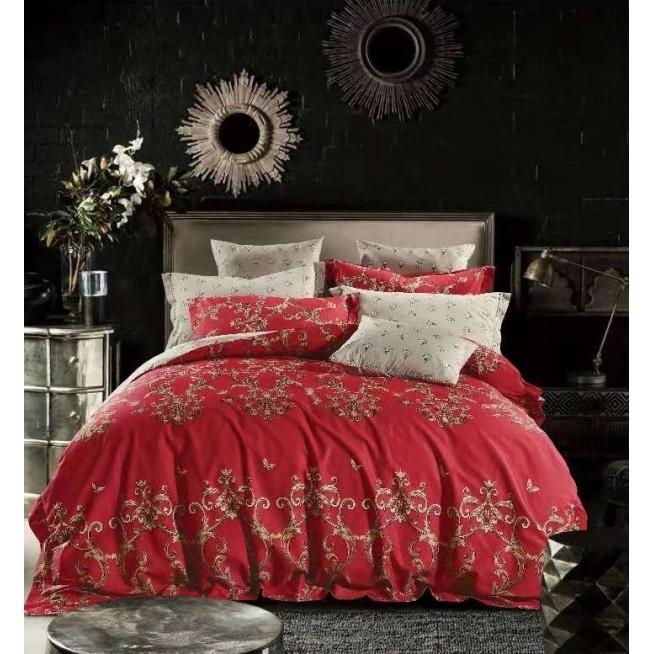 Купить постельное белье египетский хлопок TIS07-141 евро Tango