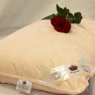Подушка Elisabette Элит персиковая 50x70 E-A50-1
