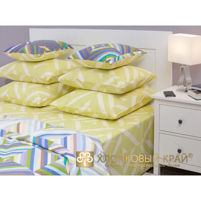 Постельное белье Брайтон фреш 2 спальное Хлопковый край фото