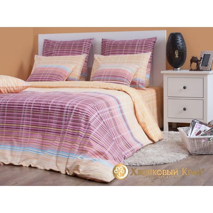 Постельное белье Самбука 2 спальное Хлопковый край