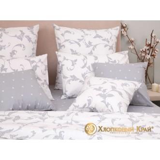 Постельное белье Модена муссон 2 спальное Хлопковый край фото