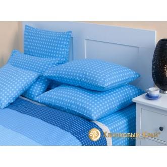 Постельное белье Лагуна 1,5-спальное Хлопковый край фото