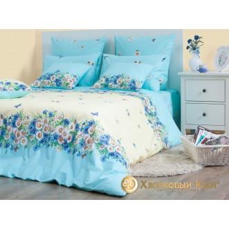 Постельное белье Камилла 1,5-спальное Хлопковый край