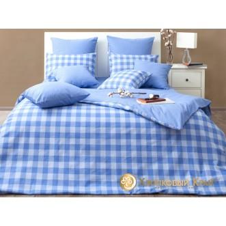 Постельное белье Дерби 2 спальное Хлопковый край