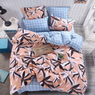 Купить постельное белье Люкс-сатин A072 2 спальное Ситрейд