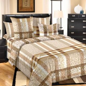 Постельное белье Бруно 1,5-спальное бязь Чебоксарский текстиль