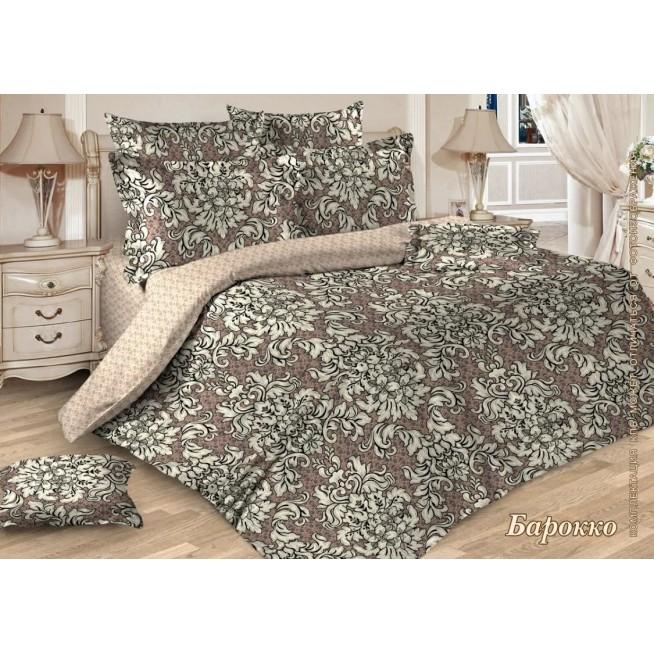 Постельное белье Барокко 2 спальное бязь Чебоксарский текстиль
