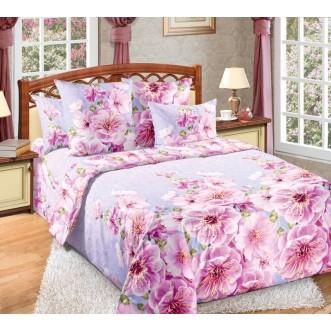 постельное белье Миндаль Евро бязь Чебоксарский текстиль