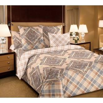 постельное белье Итальянка Евро бязь Чебоксарский текстиль