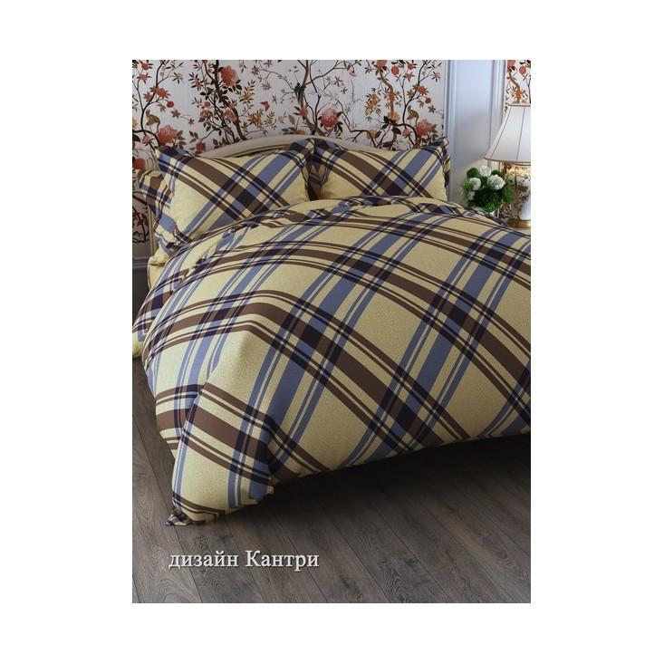 постельное белье Кантри Евро бязь Чебоксарский текстиль