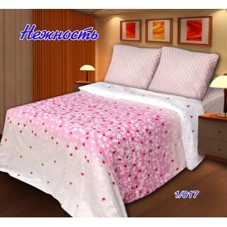 постельное белье Нежность Евро бязь Чебоксарский текстиль