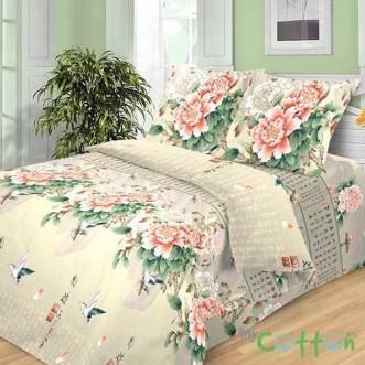 постельное белье Поэзия Евро бязь Чебоксарский текстиль