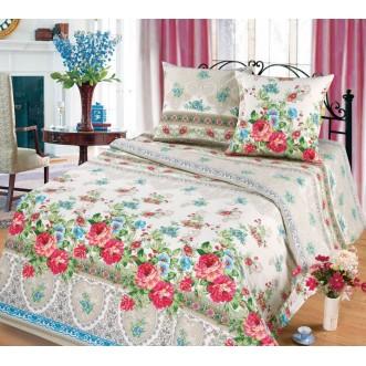 постельное белье Анжелика Евро бязь Чебоксарский текстиль