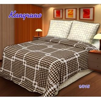 постельное белье Капучино Евро бязь Чебоксарский текстиль