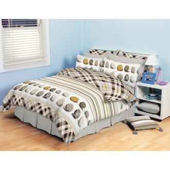 постельное белье Триумф семейное бязь Чебоксарский текстиль