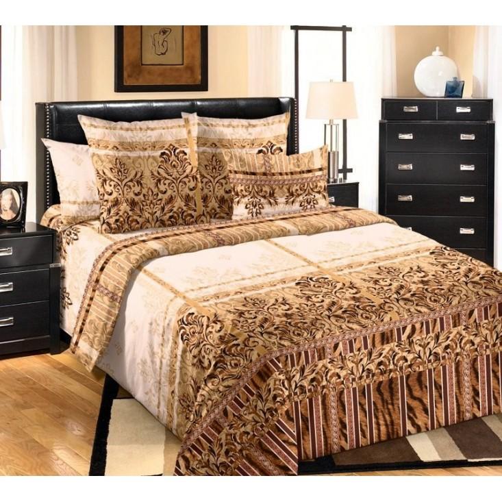 постельное белье Баккарди семейное бязь Чебоксарский текстиль
