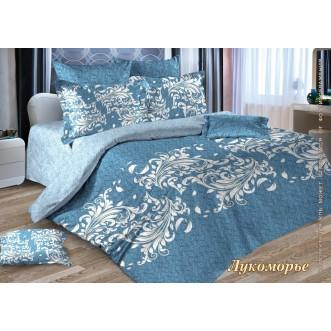 постельное белье Лукоморье семейное бязь Чебоксарский текстиль
