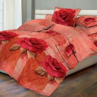 Постельное белье Летиция семейное бязь Чебоксарский текстиль