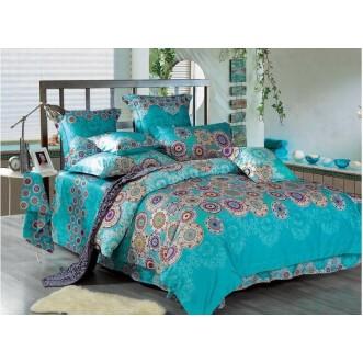 Постельное белье Касандра семейное бязь Чебоксарский текстиль фото