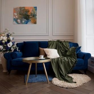 Покрывало Riviera Collection Грас Хаки 180х220