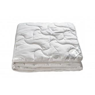 Одеяло Лебяжий пух сатин 2 спальное 172х205 СВС