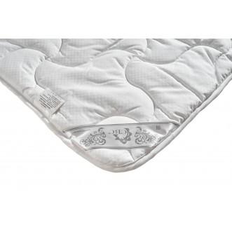 Одеяло Лебяжий пух сатин 1,5-спальное 140х205 СВС