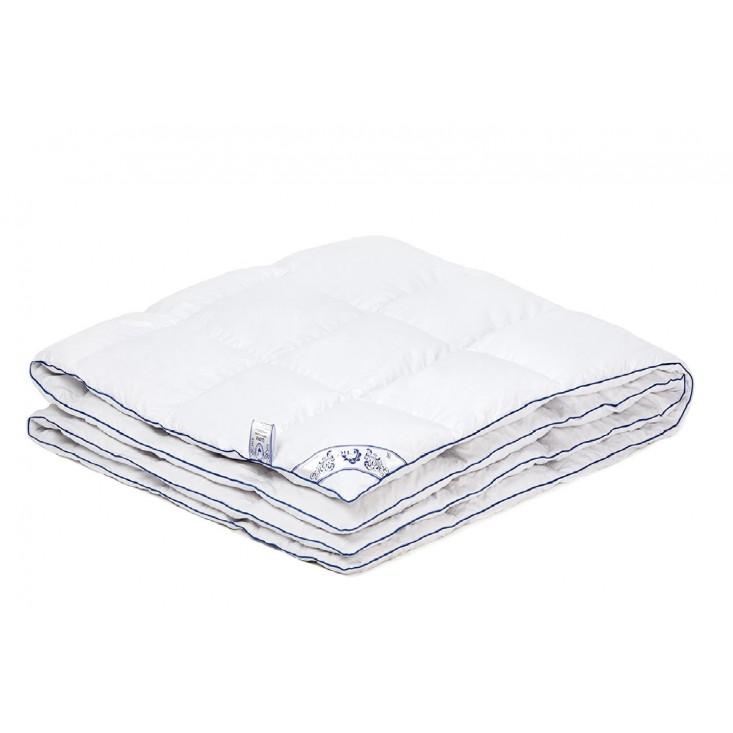 Одеяло пуховое легкое Шарм 2 спальное 172х205 СВС
