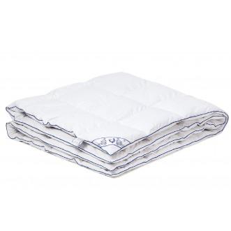 Одеяло пуховое легкое Прима 1,5 спальное 140х205 СВС
