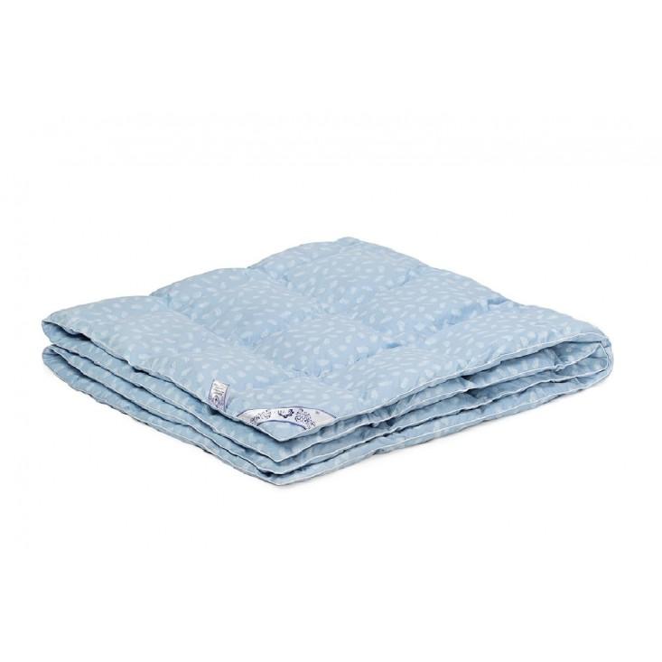 Одеяло пуховое Комфорт 2 спальное 172х205 СВС