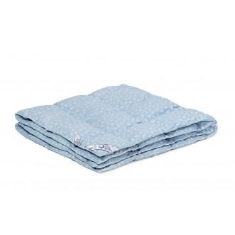 Одеяло пуховое Комфорт 1,5 спальное 140х205 СВС