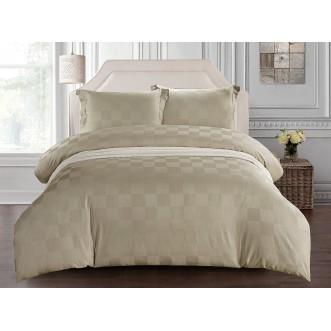 Купить постельное белье жаккард TJ03-11 евро Tango