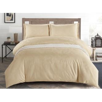 Купить постельное белье жаккард TJ03-12 евро Tango