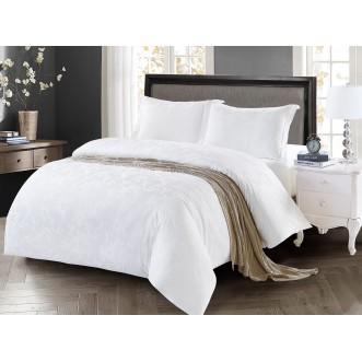 Купить постельное белье жаккард TJ03-16 евро Tango