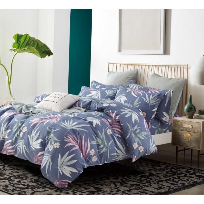 Купить постельное белье фланель MOMAE23 евро Tango
