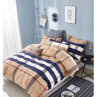 Купить постельное белье фланель MOMAE35 евро Tango