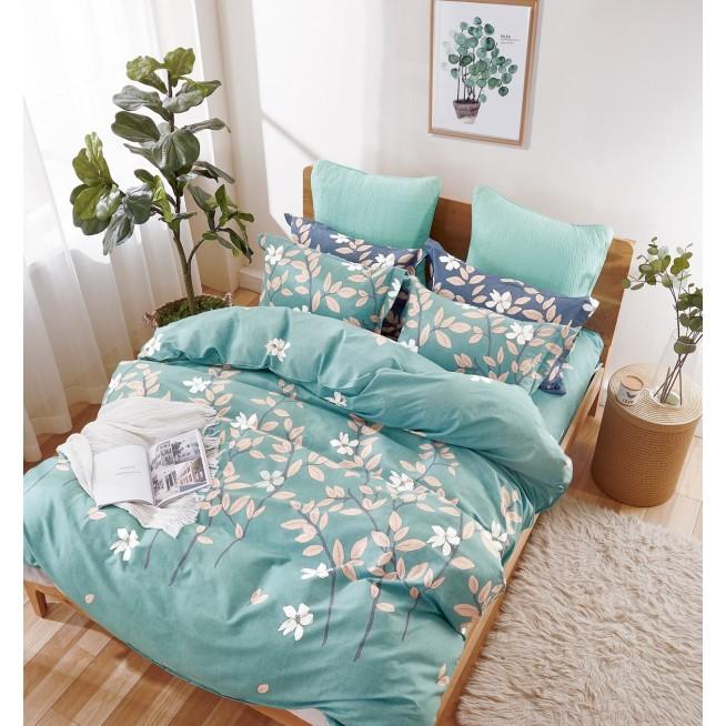 Купить постельное белье фланель MOMAE36 евро Tango
