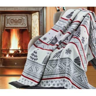 Плед Cotton Зима 150х200 Paters