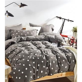 Купить постельное белье фланель MOMAE11 евро Tango