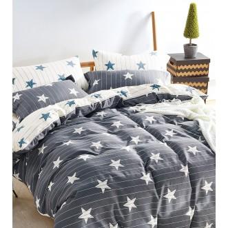 Купить постельное белье фланель MOMAE12 евро Tango