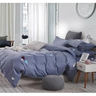 Купить постельное белье фланель MOMAE21 евро Tango