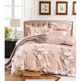 Купить постельное белье фланель MOMAE27 евро Tango
