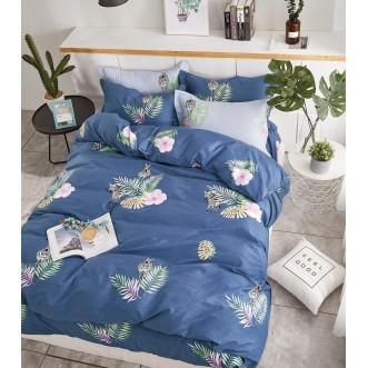 Купить постельное белье фланель MOMAE28 евро Tango